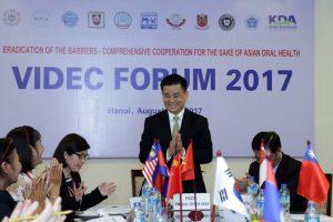 Triển lãm Răng Hàm Mặt Quốc tế và Hội nghị khoa học tại Hà Nội
