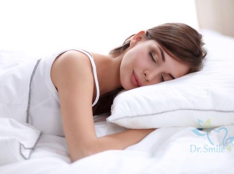 Nghiến răng khi ngủ và cách điều trị